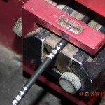 Hot Foil Cable Printing