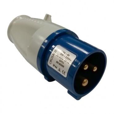 16A 3 Pin Plug