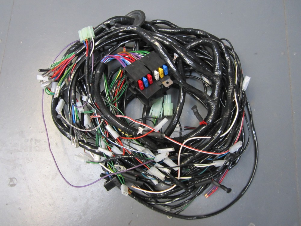 UK Electrical Wiring Looms | Services | A.T Leads & Looms Ltd on
