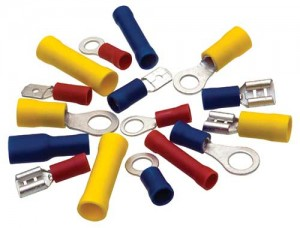 Electrical Consumables - Pre-insulated Terminals