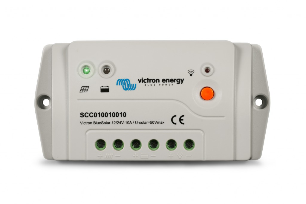 Blue Solar PWM Charge Controller